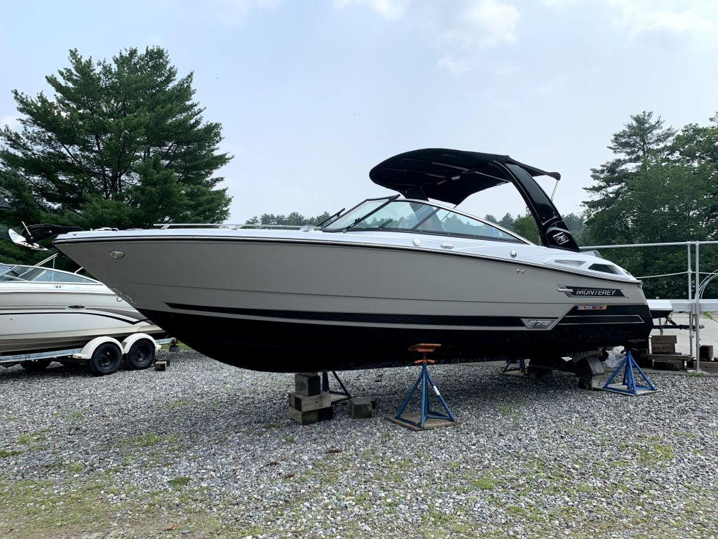 2022 Monterey boat for sale, model of the boat is 278SS & Image # 1 of 14