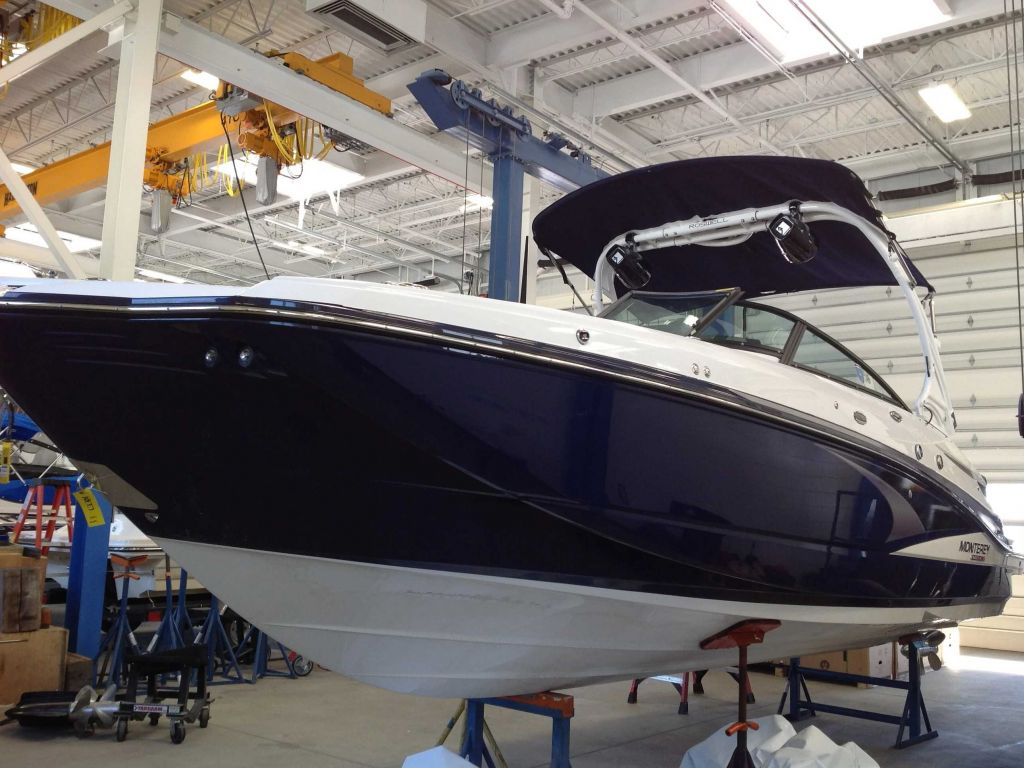 2021 Monterey boat for sale, model of the boat is M-65 & Image # 2 of 23