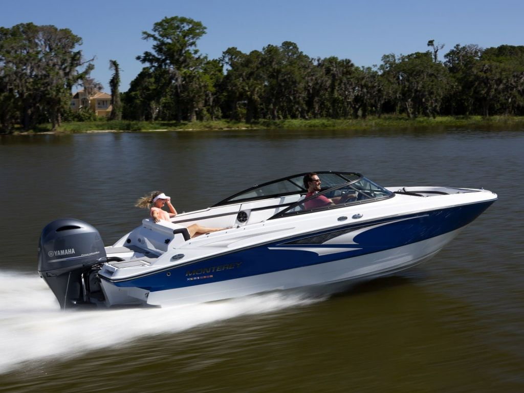 2021 Monterey boat for sale, model of the boat is M 225 & Image # 1 of 6