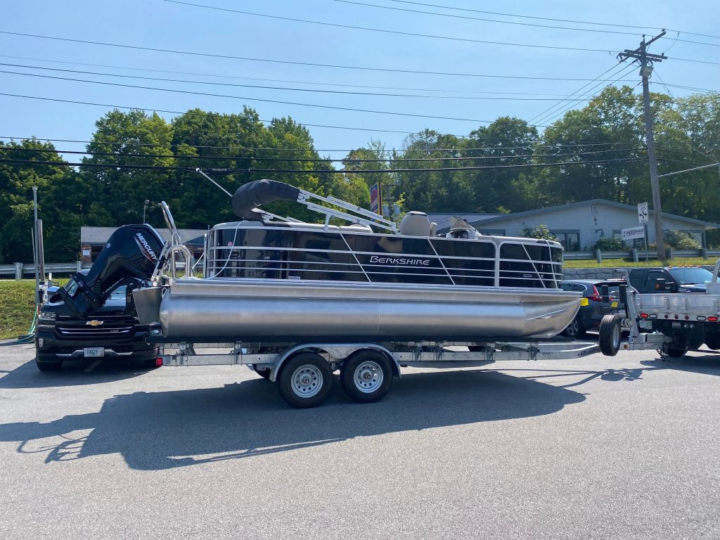2022 Berkshire Pontoons boat for sale, model of the boat is 22RFX LE & Image # 1 of 6