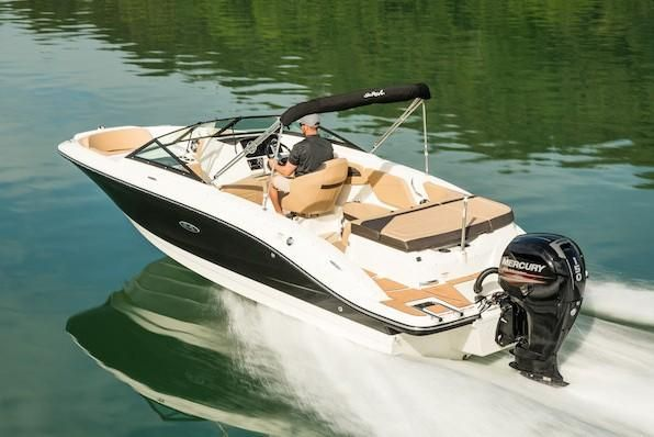 2019 Sea Ray boat for sale, model of the boat is SPX 210 OB & Image # 8 of 16