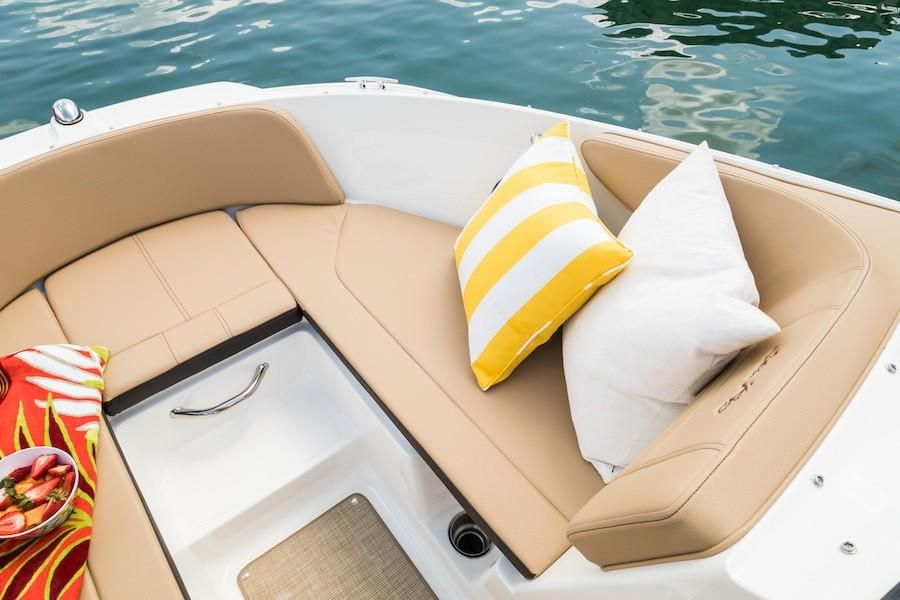 2019 Sea Ray boat for sale, model of the boat is SPX 210 OB & Image # 10 of 16
