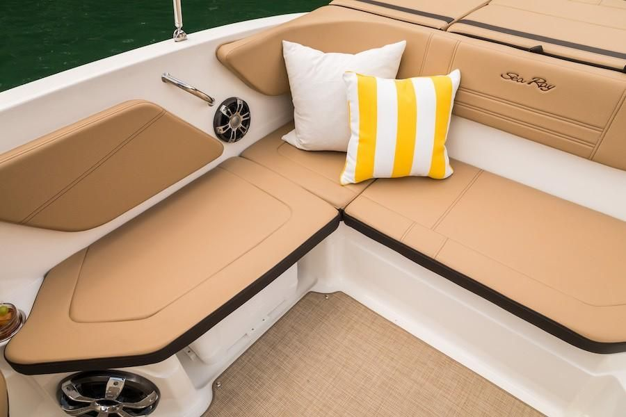 2019 Sea Ray boat for sale, model of the boat is SPX 210 OB & Image # 16 of 16