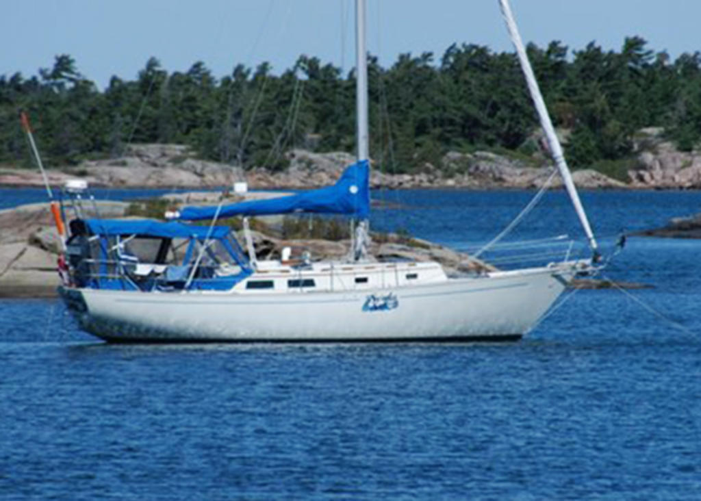 1981 Niagara boat for sale, model of the boat is 35 MkI Sloop & Image # 1 of 18