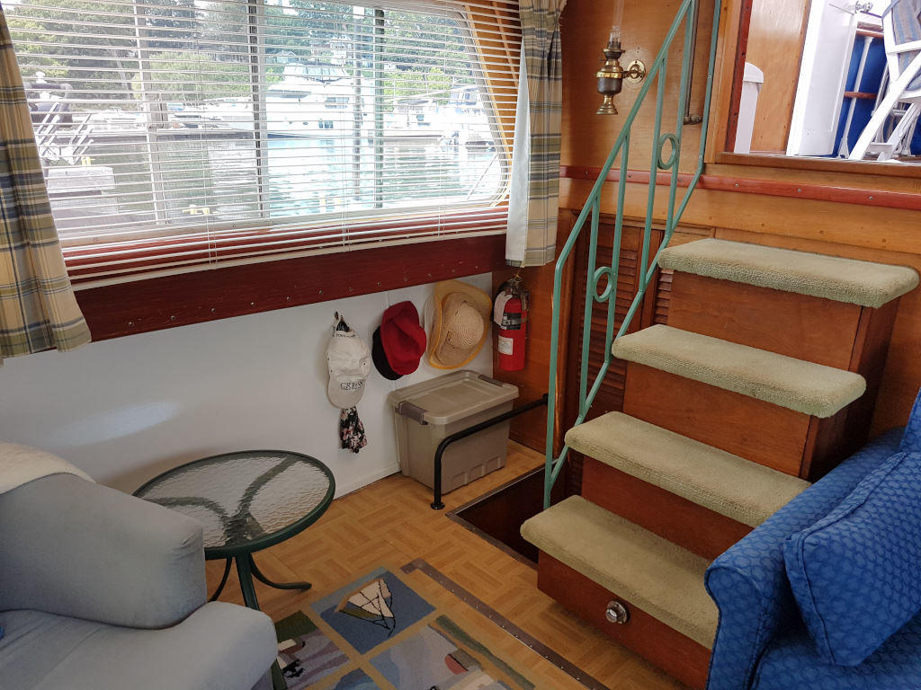 1957 Chris Craft boat for sale, model of the boat is 42 Constellation ACMY & Image # 13 of 13