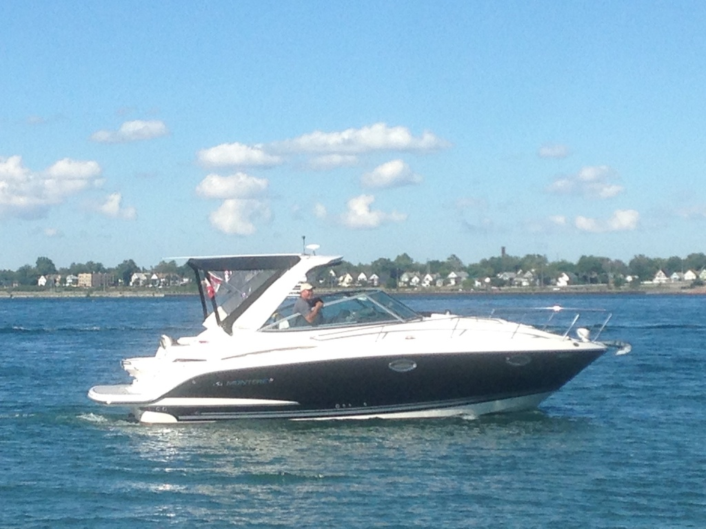 2012 Monterey boat for sale, model of the boat is 280 & Image # 1 of 5