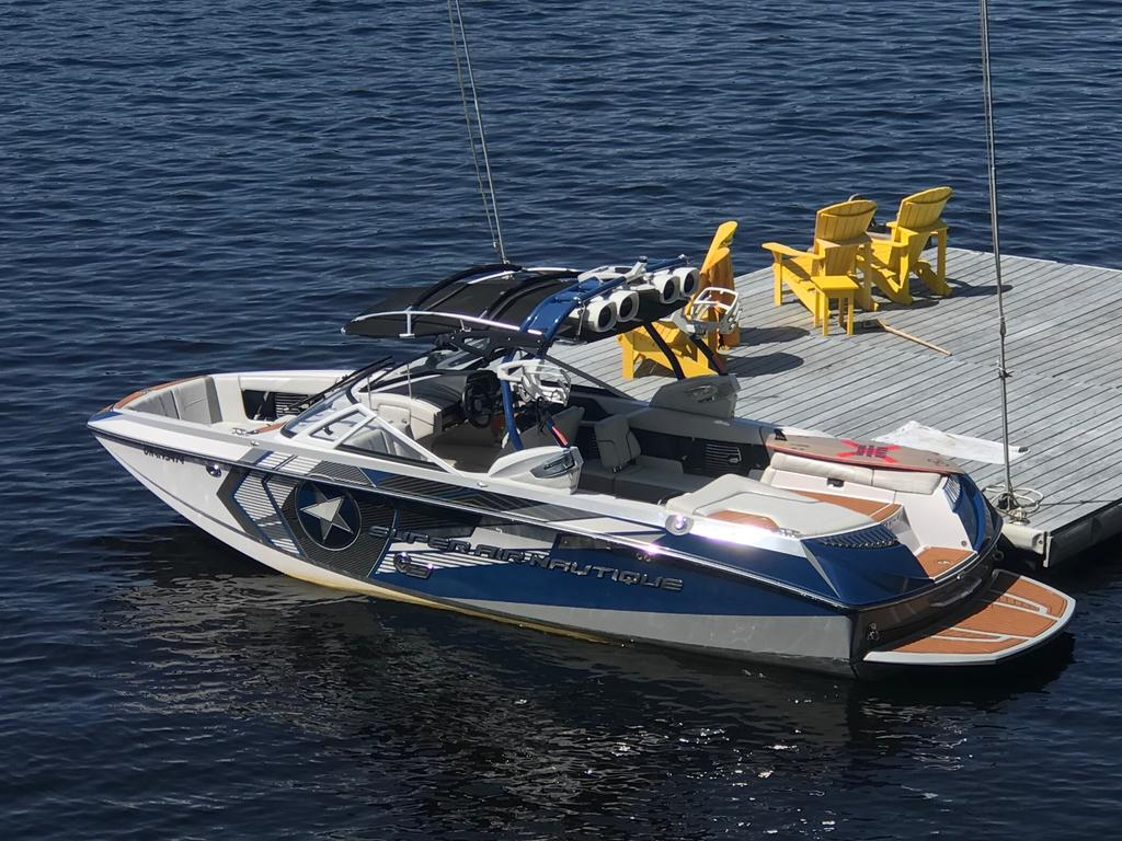 2013 Nautique boat for sale, model of the boat is Super Air Nautique G23 Team Edition & Image # 1 of 14