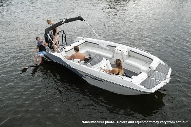 2021 Starcraft boat for sale, model of the boat is 211SVX/OB & Image # 1 of 12