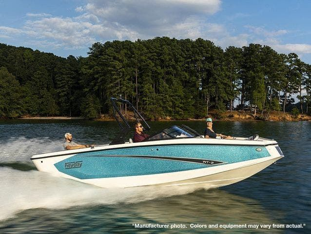 2022 Heyday boat for sale, model of the boat is 22-WT2/DC & Image # 1 of 4