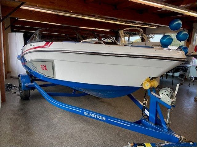 2022 Glastron boat for sale, model of the boat is 195GX & Image # 2 of 15