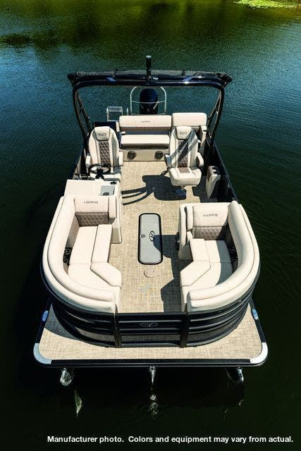 2021 Harris boat for sale, model of the boat is 230Sun/SLDH/TT & Image # 2 of 7