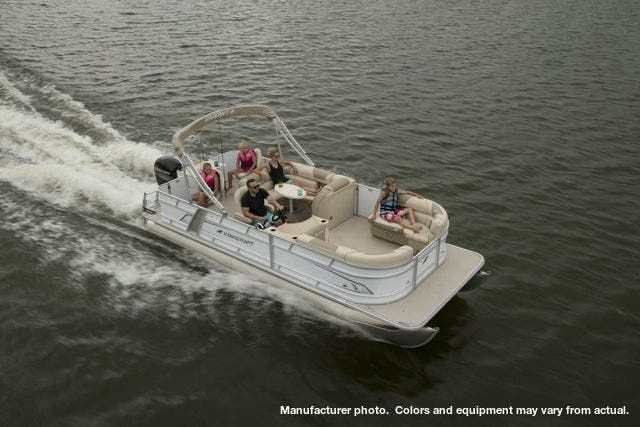 2021 Starcraft boat for sale, model of the boat is EX22FD & Image # 1 of 3
