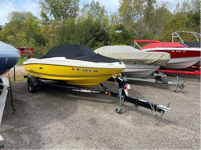 2007 Sea Ray boat for sale, model of the boat is 175 SPORT & Image # 2 of 19