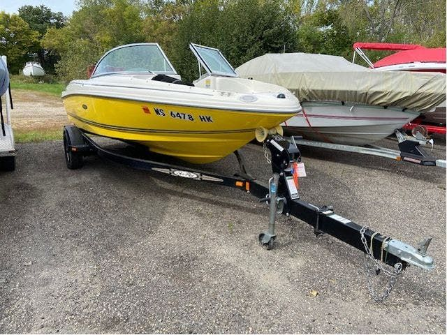 2007 Sea Ray boat for sale, model of the boat is 175 SPORT & Image # 1 of 19