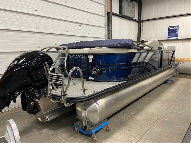 2021 Sylvan boat for sale, model of the boat is 24-Mirage X5 TT & Image # 1 of 11