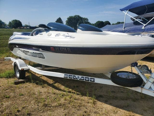 2003 Sea Doo PWC boat for sale, model of the boat is 18 CHALLENGER & Image # 1 of 19