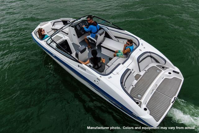 2020 Yamaha Jet Boat boat for sale, model of the boat is 240SX & Image # 2 of 3