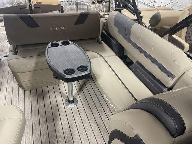 2022 Sylvan boat for sale, model of the boat is L3DLZBar & Image # 2 of 12