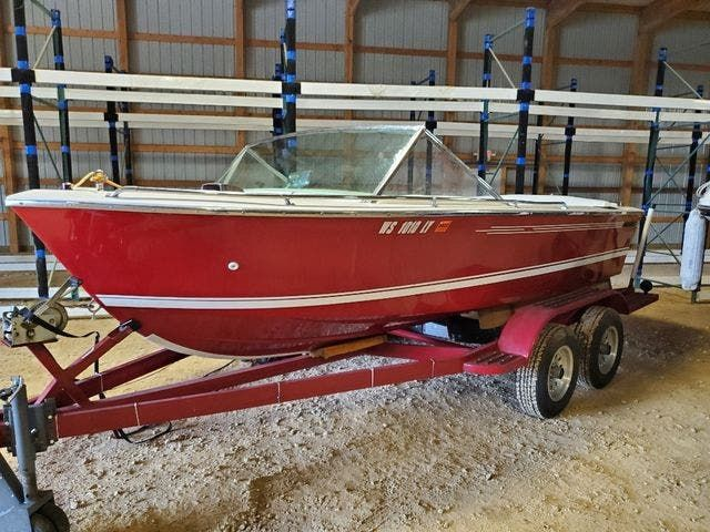 1972 Century boat for sale, model of the boat is 17 RESORTER & Image # 1 of 15