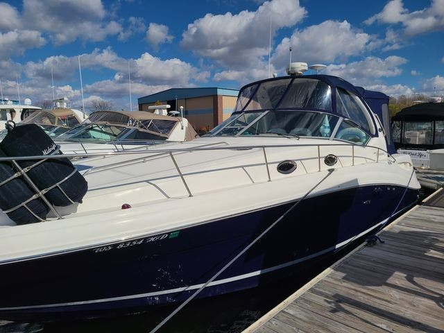 2006 Sea Ray boat for sale, model of the boat is 340 SUNDANCER & Image # 2 of 81