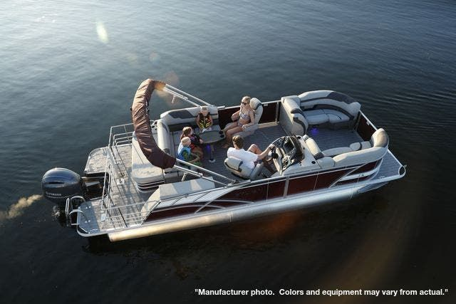 2022 Sylvan boat for sale, model of the boat is L3CLZDHTT & Image # 1 of 3