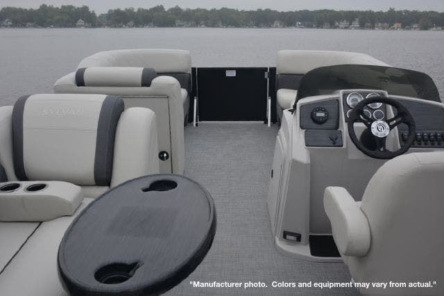 2022 Sylvan boat for sale, model of the boat is 8520MirageLZ & Image # 2 of 3
