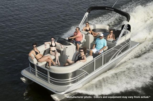 2022 Sylvan boat for sale, model of the boat is 8520MirageLZ & Image # 1 of 3