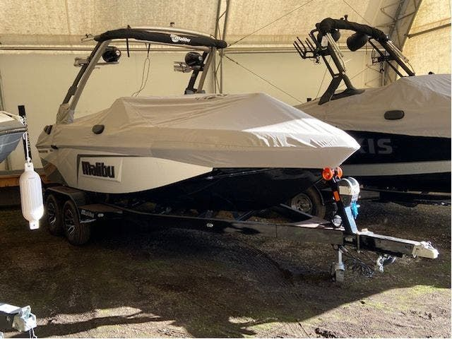 2020 Malibu boat for sale, model of the boat is 20VTX & Image # 1 of 13