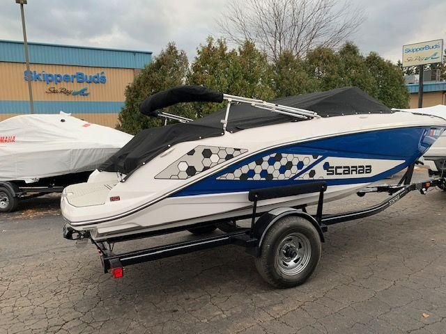 2019 Scarab boat for sale, model of the boat is 195/ID & Image # 1 of 14