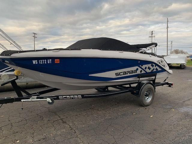 2019 Scarab boat for sale, model of the boat is 195/ID & Image # 2 of 14