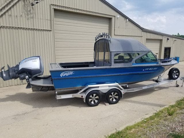 2016 River Wild boat for sale, model of the boat is 23 & Image # 2 of 26