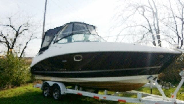 2012 Sea Ray boat for sale, model of the boat is 260 SUNDANCER & Image # 1 of 26