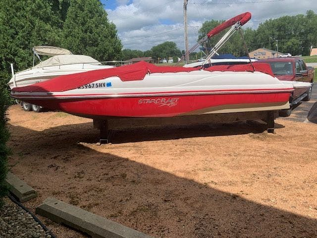 2012 Starcraft boat for sale, model of the boat is 220STARSTEP & Image # 1 of 16