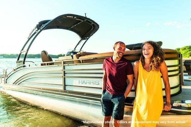 2021 Harris boat for sale, model of the boat is 250SOL/SLDH/TT & Image # 1 of 9