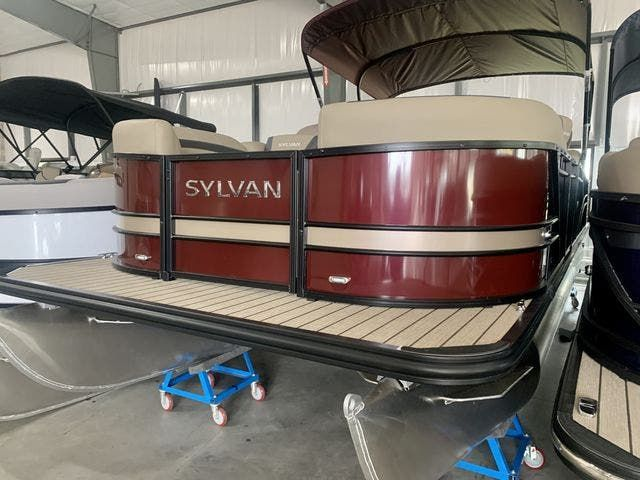 2022 Sylvan boat for sale, model of the boat is L3CLZDH & Image # 1 of 9