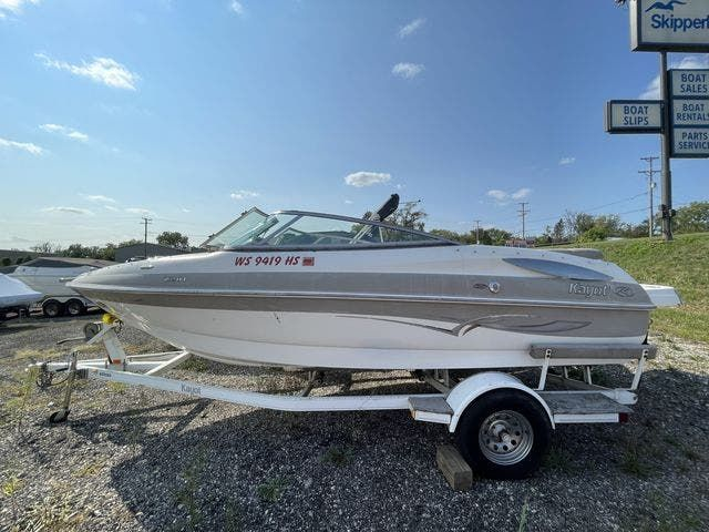 2008 Harris boat for sale, model of the boat is Z201 & Image # 1 of 11