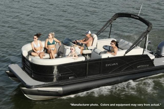 2022 Sylvan boat for sale, model of the boat is 24-Mirage X5 TT & Image # 1 of 5
