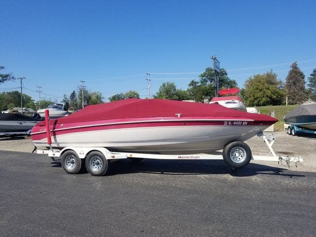 1998 Mastercraft boat for sale, model of the boat is 225VRS & Image # 2 of 36