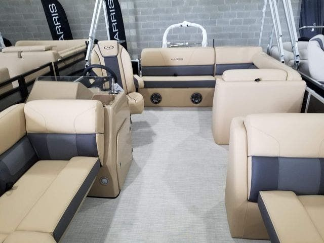2022 Harris boat for sale, model of the boat is 210CX/CS & Image # 2 of 16