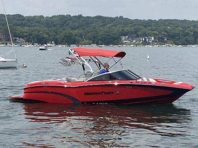 2015 Mastercraft boat for sale, model of the boat is X23 & Image # 1 of 19