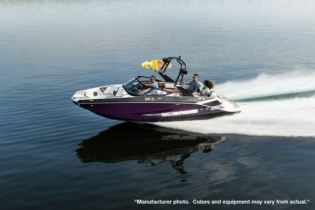 2022 Scarab boat for sale, model of the boat is 215ID/Impulse & Image # 1 of 11