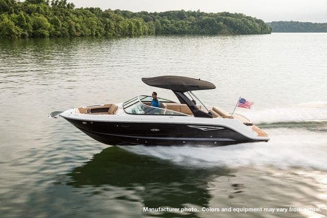 2021 Sea Ray boat for sale, model of the boat is 280SLX & Image # 2 of 10