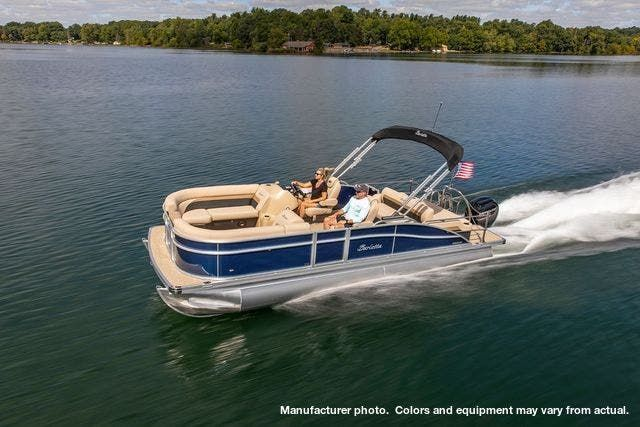 2021 Barletta boat for sale, model of the boat is C22UC & Image # 2 of 4