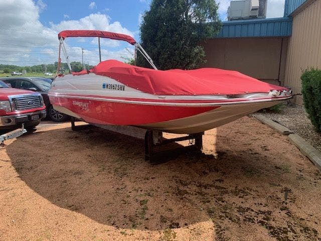 2012 Starcraft boat for sale, model of the boat is 220STARSTEP & Image # 2 of 16