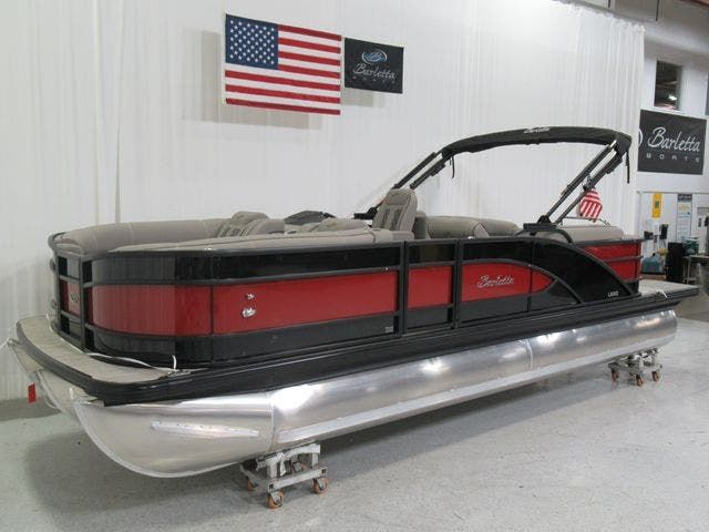 2021 Barletta boat for sale, model of the boat is L23QTT & Image # 1 of 29