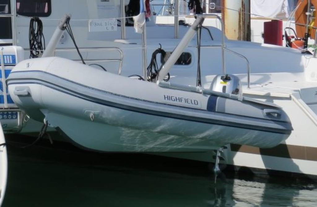 For Sale: 2018 Highfield Classic 260 N 8ft<br/>Co2 Inflatable Boats - Oakville