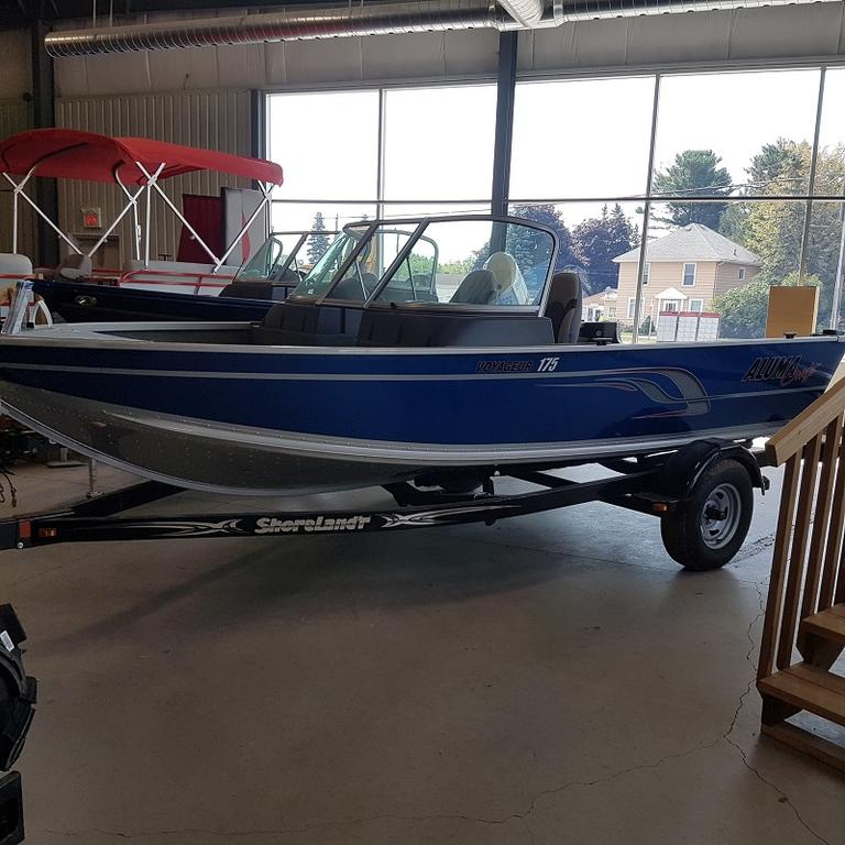 For Sale: 2016 Alumacraft Voyageur 175 Sport 17ft<br/>Leatherdale Marine