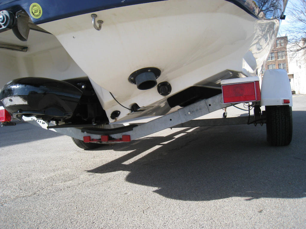 2001 Sea Doo Sportboat boat for sale, model of the boat is CHALLENGER & Image # 11 of 24