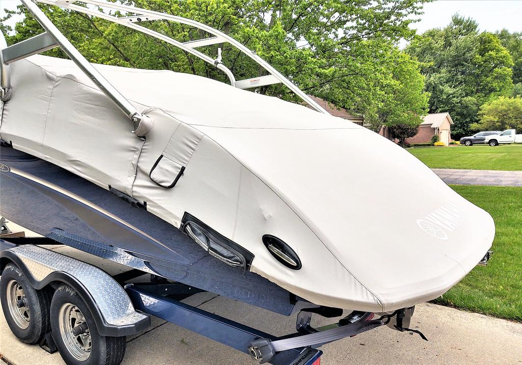 2014 Yamaha boat for sale, model of the boat is 242 Limited S & Image # 41 of 46