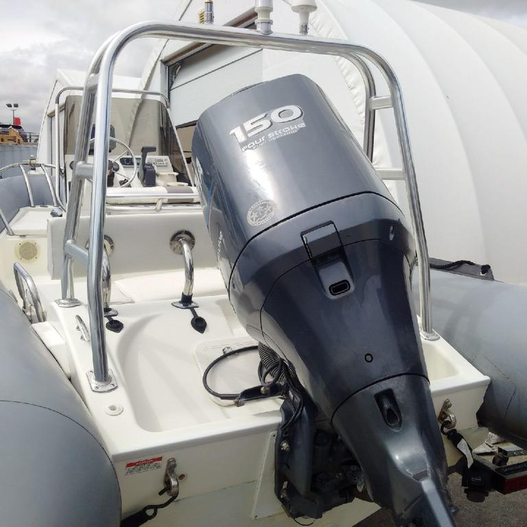 For Sale: 2009 Zodiac Pro 650 Open 20ft<br/>Co2 Inflatable Boats - Oakville